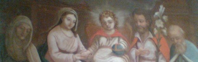 Ar Sul goude an Epifaniezh: Badeziant hor Salver & Sanctae Familiae IESU, MARIÆ, IOSEPH